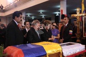 El mundo se une a Venezuela para rendir homenaje a Chávez