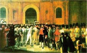 El 19 de Abril de 1810