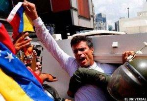 Luz verde para enjuiciar a Leopoldo López detenido. 3 am