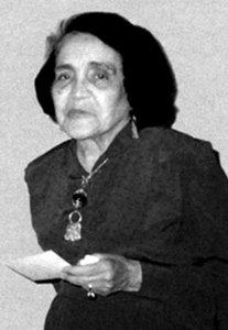 Fallece Lucila Palacios