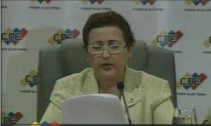 CNE:Acordó ampliar la auditoría de verificación ciudadana