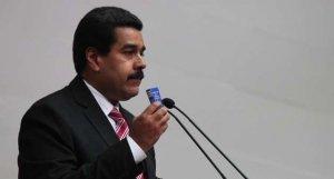 AN juramentó a Nicolás Maduro como Presidente Encargado