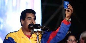 Nicolás Maduro es electo Presidente con 50,56% de votos