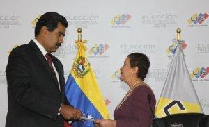 CNE proclama al Presidente Electo para el período 2013-2019