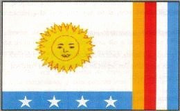 Evolución Histórica De La Bandera Nacional Efemérides Venezolanas